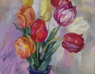 Праздник тюльпанов