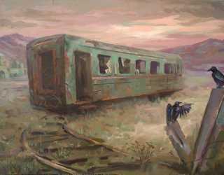 Забытый вагон