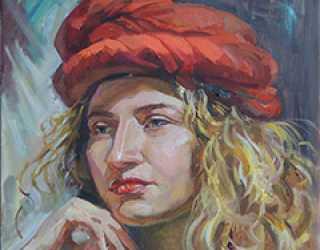 портрет Валерии