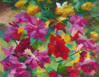 Цветы, цветы, цветы