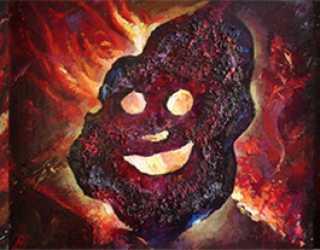 Дух огня. Триптих