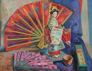 Японский натюрморт
