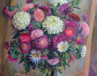 Астры и хризантемы